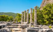 Откриха църква на 1600 години в Турция (СНИМКИ)