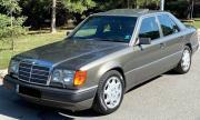Най-скъпият Mercedes W124 в mobile.bg