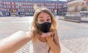 Младо момиче шокира мрежата със селфи (СНИМКА)