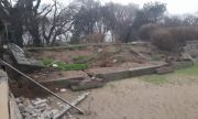 Кметът на Созопол: Няма сериозни поражения по ивицата на Централния плаж, падналата стена е отговорност на концесионера