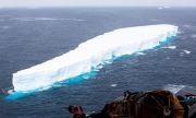 Най-големият айсберг в света вече не съществува