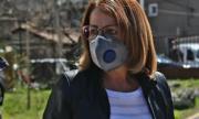 Фандъкова е готова да пусне паркове и градинки за децата