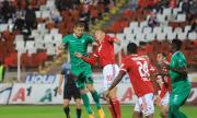 ЦСКА не успя да прекъсне серията си без победа и срещу Берое