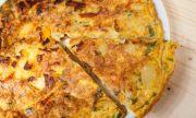 Рецепта на деня: Солена торта с картофи