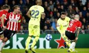 Меси не може да си тръгне от Барселона, дори и да иска