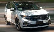 Volkswagen тества огромно SUV