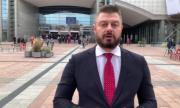 Поваленият от К-19 Бареков: Пия 2 антибиотика и маларон, състоянието ми не е розово