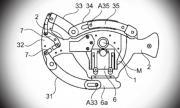 BMW патентова волан с променлива форма
