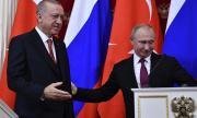 Ердоган към Путин: Дай да сложим край на това в Нагорни Карабах!