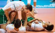 Волейболните ни младежи разбиха и Куба на Световното първенство