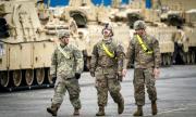 Германски военни не излизат от базите си