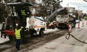 Ремонти по основни булеварди в София