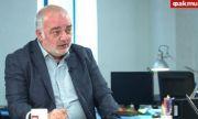 Бабикян за изявата на Слави Трифонов: Самообслужване...