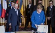 Путин и Меркел на четири очи