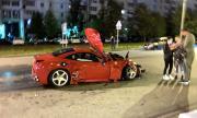 Ferrari отнесе дрифтиращо BMW (ВИДЕО)