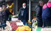 Столична община затяга противоепидемичните мерки на пазарите