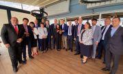 Херо Мустафа се срещна с кметове от Черноморието