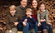 Семейството на принц Уилям с нов домашен любимец (СНИМКИ)