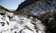 Сняг и студ в Южна Африка