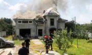 Пълен ужас: Самолет падна върху дома на хандбалистка, има четирима загинали