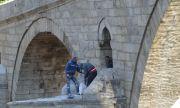 Мост на 550 години стана като нов