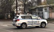 Лека кола се вряза в патрулка на кръстовище в Ямбол