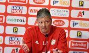 Любо Пенев ще запише своя мач №70 като треньор на ЦСКА
