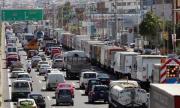 Интензивен трафик в Гърция заради празника на Богородица