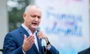 Голяма подкрепа за държавния глава на Молдова