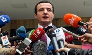 В Косово не е момент за ново правителство
