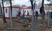 34 мигранти под карантина в Харманли
