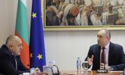 Социолог: Борисов и Радев вече не могат да седнат на една маса