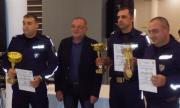 """Двама катаджии си разделиха наградата """"Пътен полицай на годината"""""""