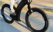 Електрически велосипед с колела без спици (ВИДЕО)