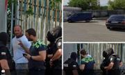 Подробности за наркобоса, арестуван при спецакция на бензиностанция на Марешки
