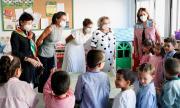 Милиони италиански деца се върнаха в класната стая