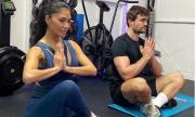 Бившата на Гришо сподели идеи за домашен фитнес (ВИДЕО)