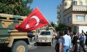 Турската армия потвърди за първа жертва на войната