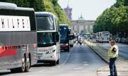 Голяма стачка в обществения транспорт на Германия