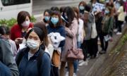 Стотици медици в Хонконг отново не отидоха на работа