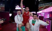 Още една олимпийска квота за българската борба