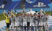 Ювентус спечели Суперкупата на Италия след 2:0 срещу Наполи (ВИДЕО)