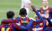 Барселона дръпна на Байерн и вече е №1 в Европа по любопитен показател