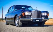 Присадиха мотор от Tesla на 50-годишен Rolls-Royce