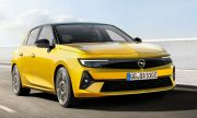 Новата Astra дебютира с променена визия и хибридно задвижванe