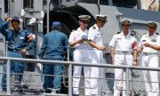 Японски миноносец се отправи на мисия в Оманския залив