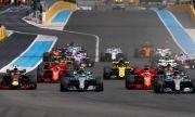 Гласят състезание от Формула 1 и в Лас Вегас