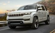 Jeep показа възродения Grand Wagoneer