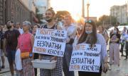 Ден 36: Протестите продължават