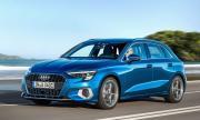 Audi показа новото A3